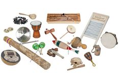GLOBAL RHYTHM SET - Set includes: Goat Hoof Rattle (Peru) Brass Gong (China) Gourd Shekere (West Africa) Castanets (India) Djembe (Indonesia) Tongue Drum (Indonesia) Castania Hammer (Bali) Spin Drum (Peru) Tambourine (China) Tin Cowbell (India) Frog Guiro (Vietnam) Grass Caxixi Rattle (W. Africa/Brazil) Uyot Stick Rattle (Nigeria) Gourd Maracas (Mexico) Gourd Thumb Piano (Africa) Finger Cymbals (Tibet/India) Cactus Rainstick (Chile) Large Guiro (Mexico) Washboard (USA)