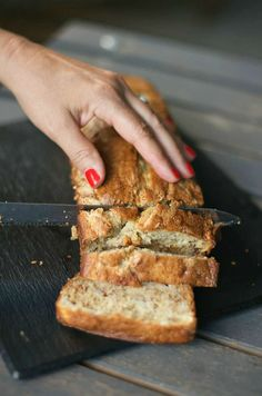 Banana Bread Recipe 2 Bananas No Sour Cream.Sour Cream Banana Bread {traditional And Gluten Free . The Best Banana Bread Recipes. Sour Cream Banana Bread Or Muffins. Home and Family Greek Yogurt Banana Bread, Sour Cream Banana Bread, Make Banana Bread, Apple Bread, Baked Banana, Scones, Tapas, Gateaux Cake, Banana Bread Recipes
