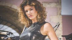 #ShootingTest . Muse: Beatrice Damileanu - MODELLA TV