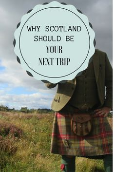 Travel to Scotland on YOUR next trip to see some seriously stunning scenery | Travel blog | Weekend break | City Break