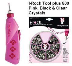 Imaginisce I-Rock, Crystal & Stud Heat Setting Tool