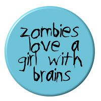 Zombie Party ideas from the Librarian's Toolbox
