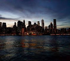 First time getting my own photo of this beautiful city skyline.   #djmojicaphotos #travel #photography #NYC #skyline #dusk  djmojicaphotos.com