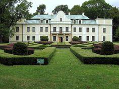 Mieroszewski Palace in Gzichów, Będzin County, Silesian Voivodeship Krakow Poland, Royal Residence, Chateaus, Manor Houses, Central Europe, Palaces, Planet Earth, Scotland, Castle