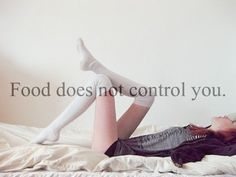 Food Does NOT control Me!