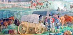 Cantinière au bivouac à Szidorovka en 1812