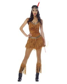 c9831be02 Women s Native American Indian Maiden Sexy Costume