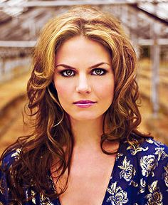 Jennifer Morrison -- Love her in Once Upon a Time