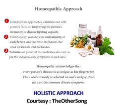 Homeopathy, Holistic Approach, Disease fighting capacity, improves person's immunity