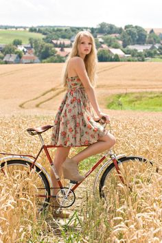 Anyone who can bike in wedges deserves a medal.