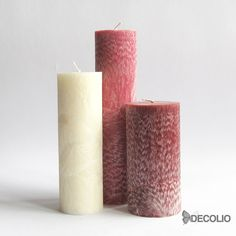Decolio Candles - Marsala