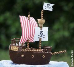 Bâteau pirate