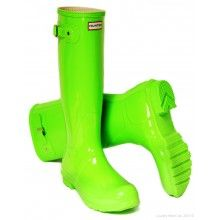 Lime Green Rain Boots - Boot 2017
