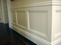 12 ways to wainscote in 2018 st andrews pinterest wainscoting room and house - Appartement duplex winder gibson architecte ...