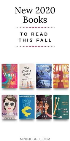 Get your reading lists ready with new book reviews for September 2020. This month's reviews include middle grade books, young adult books, and adult literary fiction in both print and audiobooks. Reviews of recent releases Want, Exciting Times, Majesty, Saving Ruby King, Clap When You Land, Fighting Words, and The Second Home, as well as the fantastic forthcoming historical fiction novel Running from Moloka'i. #books #bookreviews