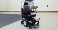 FOR ALL THE talk of self-driving vehicles revolutionizing transportation, the technology promises to do even more for the elderly and disabled by allowing them to enjoy sustained independence. Autonomous vehicles will allow aging Baby Boomers to continue driving, and MIT researchers have packed the same hardware into a wheelchair.