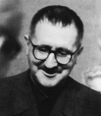 Gisele Freund - Bertolt Brecht