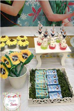 Frozen (Disney) Birthday Party Ideas | Photo 2 of 21