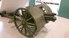 Norwegian 75mm Rheinmetall mountain gun