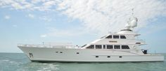 SARAH BETH 108' Burger 2001 for sale with Luke Brown Yachts.