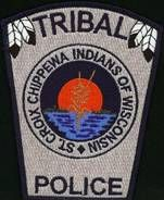 My hubby used to work for St. Croix Tribal Police Department out of Hertel, Wisconsin.  We lived in Rice Lake, Wisconsin for 3 1/2 years while he was an officer for the tribe.