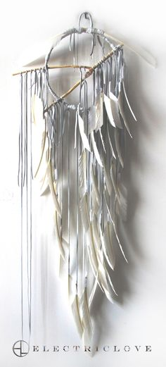 For Love,Adorned NYC Dream Catcher Majestic Series Ice Blue Large, Full Love, Adorned www.loveadorned.com