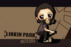 I love Linkin Park...and yeah i did Meteora cover ^^