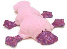 Plattie The Platypus Beginner #Sewing #Pattern