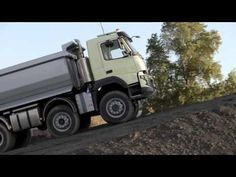 Volvo Trucks Look Whos Driving feat 4 year old Sophie Live Test - YouTube
