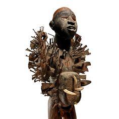 Kongo-Yombe Power Figure, Democratic Republic of the Congo Royal Academy Of Arts, Republic Of The Congo