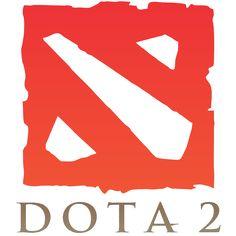 Dota 2 Logo vertical