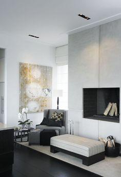 Contemporary Living and Bedroom Furniture for Stylish Homes Living Room Interior, Living Room Furniture, Interior Work, Comfort Design, Fireplace Design, Interior Design Studio, Dream Decor, Beautiful Interiors, Contemporary Interior