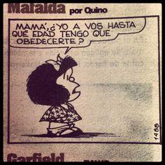 Mafalda mi realidad