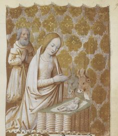 Heures de Charles VIII .1475-1500