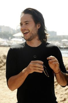 Taylor Kitsch. @Julie Ashley