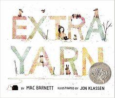 Extra Yarn: Mac Barnett, Jon Klassen: 9780061953385: AmazonSmile: Books