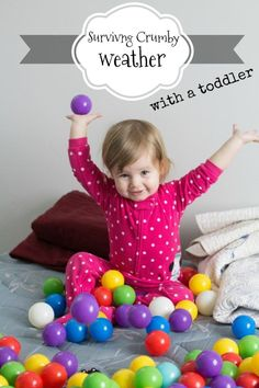 How to entertain you kids on a rainy day: keeping kids entertained when the weather is bad. Everything from toddler friendly to kid friendly indoor activities.