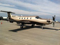 #pilatus our gorgeous turbo prop air ambulance plane