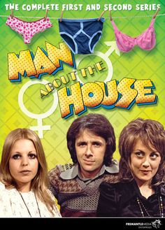 Man about the House. Classic 70s TV series starring Richard O'Sullivan.