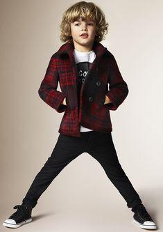 Kid's Wear - Burberry Childrenswear AW 2015/16