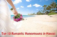 Top 10 Romantic Honeymoons in Hawaii