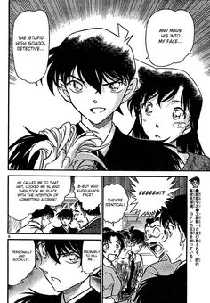 Read manga Detective Conan 648 online in high quality