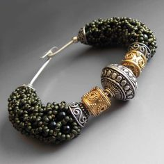 Bead Jewelry Projects | bead projects and patterns from jewelry making bead necklace seed bead ...