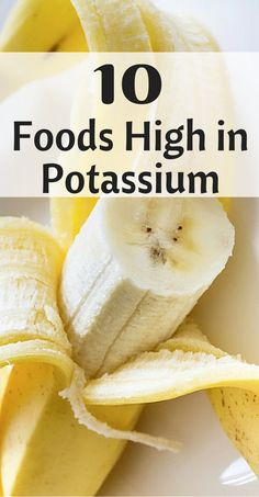 Bananas are high in Potassium. Potassium plays a huge role in keeping the heart beating at a normal rate. You should eat a banana once a day to stay healthy.