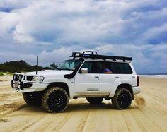 Nissan Patrol Y61, Nissan 4x4, Rolling Coal, Bago, Jeeps, Troll, Offroad, Toyota, Cruise