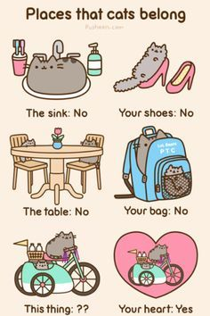 pusheen cat wallpaper - Google Search