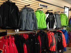 #Karbon Sports gearing up for the 2015 season @ Rodger's Ski and Resort www.karbon.com