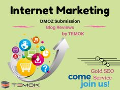 Get in touch with our Internet Marketing strategies via #GoldSEOService. Including Social bookmarking. https://www.temok.com/internet-marketing