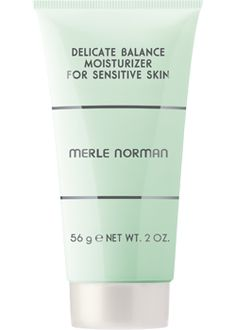 Delicate Balance Moisturizer  For all skin types and sensitivity concerns.   Keep dry, flaky and rough skin on a more calming course with this lightweight, oil-free lotion. Marine-derived extracts help calm skin, while plant-derived ceramides help reduce sensitivity. Increases moisturization by 41% after application. Safe for sensitive skin. Does not contain fragrance, alcohol, dyes or colorants. Oil-free. Non-comedogenic.