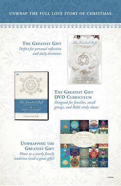 Enter The Greatest Gift Collection Giveaway! Ends December 1st.